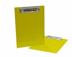 Jednodeska A5 lamino - žlutá