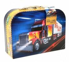 Kufřík školní 25 cm Truck - 1732 - 0215