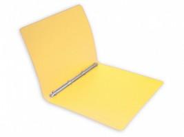 Pořadač A4 - 4 kroužky, Opaline - žlutý