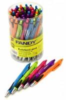 Kuličkové pero Solidly Color Mix - 193514