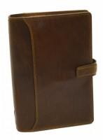 Diář Filofax Lockwood - osobní - hnědá - 021696