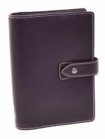 Diář Filofax Malden - osobní - fialová - 025850