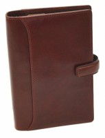 Diář Filofax Lockwood - osobní - rubínová - 021697