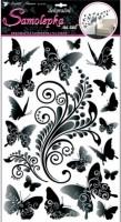 Dekorační samolepka na zeď - Motýli - 10147