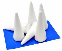 Polystyrenová špice 20 cm - 6 ks - BST-20