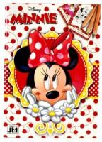 Omalovánky A5+ Minnie - 0574 - 0