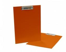 Jednodeska A4 lamino - oranžová
