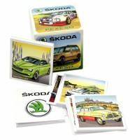 Pexeso box Škoda - 2060