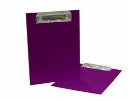 Jednodeska A5 lamino - fialová