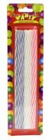 Dortové svíčky 20 ks - PK106-10