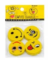 Guma - Smile - 4 ks - PK62-2