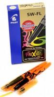 Zvýrazňovač Frixion Light - oranžový - 4136-006