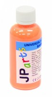 Univerzální akrylátová barva - oranžová neon 50g U2007