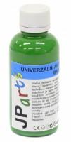 Univerzální akrylátová barva - zelená lesklá 50g  U6029
