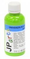 Univerzální akrylátová barva - světle zelená lesklá 50g  U6037