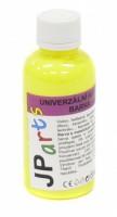 Univerzální akrylátová barva - žlutá metal lesklá 50 g  7627 UM62