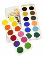 Vodové barvy velké - 24 odstínů 017200300000