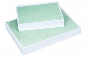 Milimetrový papír A3