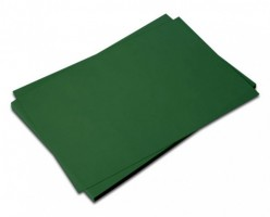 Karton A4 170 g/ 20 ks - Kreska - tmavě zelená 9