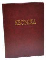 Kronika A4 100 listů - bordó Hospa