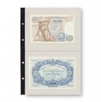Náhradní listy na bankovky A5 půlené