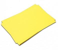 Karton A4 170 g/ 20 ks - Kreska - žlutá 4
