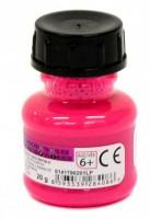 Tuš barevná - růžová fluorescenční 20g 0141790201PL