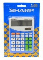 Stolní kalkulátor Sharp - EL-M332 - BBL -  modrý.