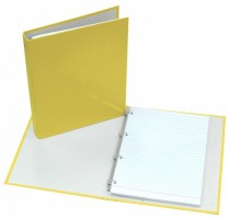 Karis blok A4 lamino žlutá