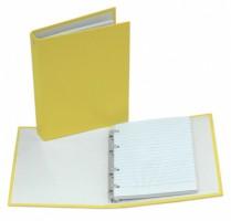 Karis blok A5 lamino žlutá