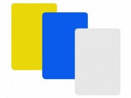 Podložka pro modelování A4 PVC žlutá