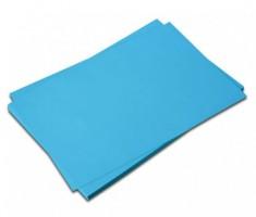 Karton A4 170 g/ 20 ks - Kreska - nebesky modrá 16
