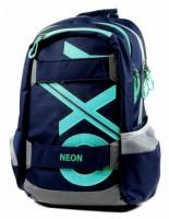 Studentský batoh - Karton P+P - Oxy Sport - Blue Line Tyrkys - 7-72518