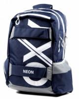 Studentský batoh - Karton P+P - Oxy Sport - Blue Line White - 7-70718