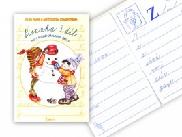 Písanka pro 1. ročník, 3. díl