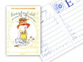 Písanka pro 1. ročník, 4. díl