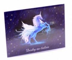 Desky na číslice - Karton P+P - Unicorn - 1-16118
