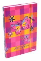 Heft box A4 - Karton P+P - Motýl -3-75618