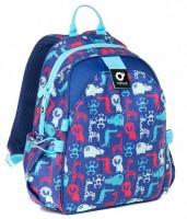 Dětský batoh Topgal - Blue - CHI 839 D