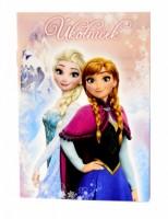Úkolníček A6 - Disney - Frozen - 7500843