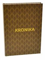 Kronika I. - žlutý nápis - 192 listů