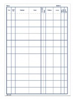Stavební deník propisující mSk 401