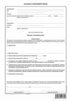 Dohoda o provedení práce A4 Optys 1136
