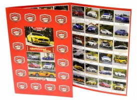Pexeso - Sportovní auta 2220