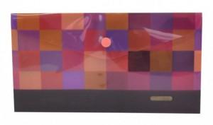 Plastový obal DL s drukem - Cube -1641-0249