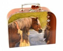 Kufřík dětský Argus - Horse My Friend - vel. 25 - 1732-0212