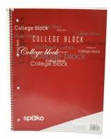 College Block A4 - čtverečkovaný, 80l - S0882462510
