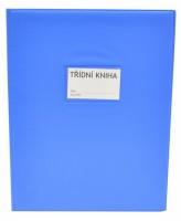 Desky na třídní knihu - neon modrá 1-132M