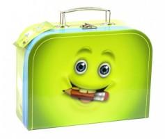 Školní kufřík - Argus - Funny Faces 25 cm - 1732-0214