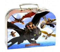 Školní kufřík - Argus - Dragons 25 cm - 1733-0244